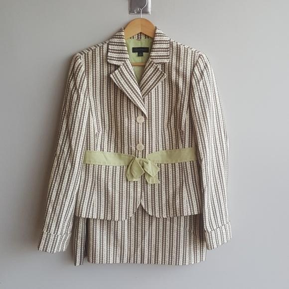 Context Skirts Twopiece Womens Skirt Suit Poshmark